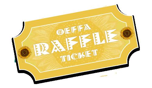 OEFFA Raffle Ticket